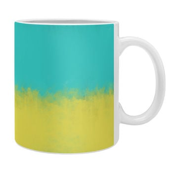 Allyson Johnson Caribbean Coffee Mug
