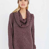 Ecote Slouchy Cowl-Neck Sweater-