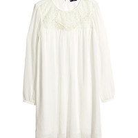 H&M - Chiffon Dress -