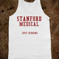 Stanford Medical - The Happy Cowgirl