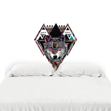 Spirit of Motion Headboard Decal