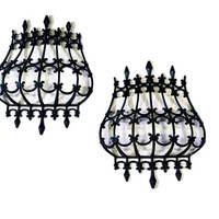 Vintage Burwood Products Co Wall Cages Wall by BananasDesign