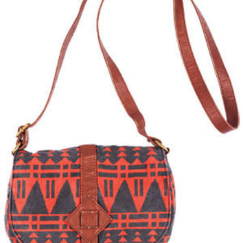 dELiAs > Tribal Print Crossbody > accessories > bags