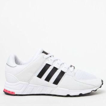 LMFON adidas EQT Support RF White and Black Shoes at PacSun.com