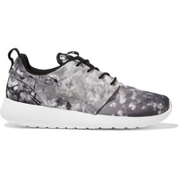 Nike - Roshe One printed canvas sneakers