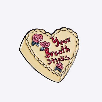 The Truth Hurts Pin
