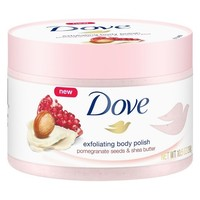 Dove Body Polish Pomegranate and Shea Butter 10 oz