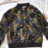 SWEET LORD O'MIGHTY! WANG FEI BOMBER JACKET