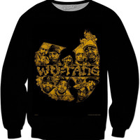 Black Wu Tang Pull Over
