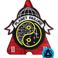 Planet Failure Patch (Limited Edition)