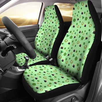 St Patricks Day Car Seat Covers