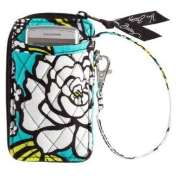Vera Bradley All in One Wristlet in Island Blooms