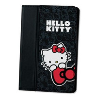 Hello Kitty Folio Case for iPad 2 and iPad 3rd gen- Black
