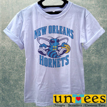 Low Price Women's Adult T-Shirt - New Orleans Hornets design