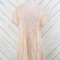 Altar'd State Enchanted Pastel Dress | Altar'd State