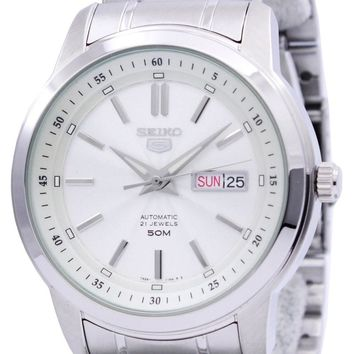 Seiko 5 Automatic 21 Jewels SNKM83 SNKM83K1 SNKM83K Men's Watch