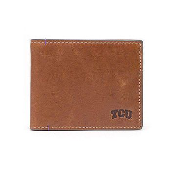 TCU Horned Frogs Hangtime Traveler Wallet by Jack Mason