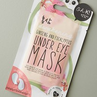 Oh K! Ginseng + Eucalyptus Awakening Under Eye Mask