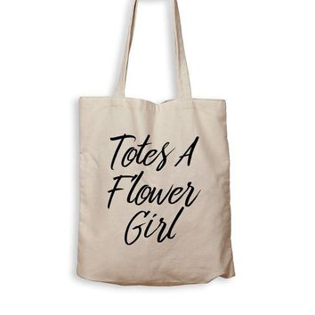 ONETOW Totes A Flower Girl - Tote Bag