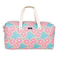 Weekender Duffel Bag in Main Squeeze by Lauren James