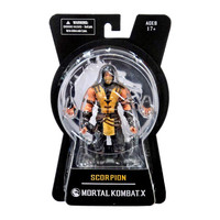 Scorpion Mortal Kombat X Action Figure