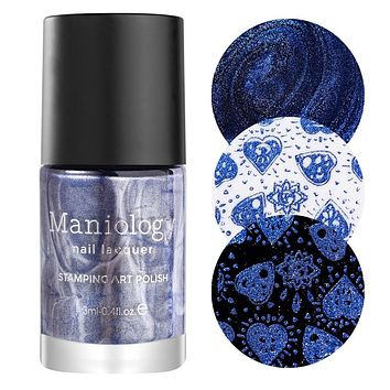 Maniology - Cauldron Stamping Polish