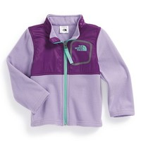 The North Face Infant Girl's 'Glacier' Track Jacket