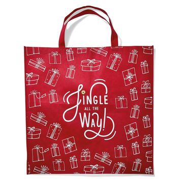 Extra Large Christmas Tote Bag