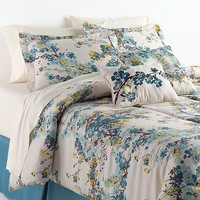 Alexis Floral 6-pc. Comforter Set - Full