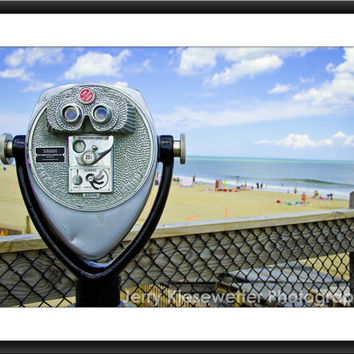 Summer Beach Photography, Ocean City Maryland, Beachy, Seashore, Fine Art Photography, Wall Art, Home Decor, Beach, Ocean, Sea