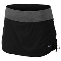 Nike Dri-FIT Rival Stretch Woven Skirt - Women's at Lady Foot Locker
