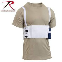 Deep Concealment Concealed Carry Chest Holster