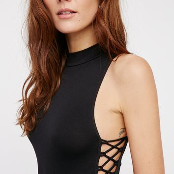 Free People Trying To See You Bodysuit