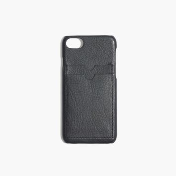 Leather Carryall Case for iPhone® 6/7 : | Madewell