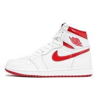 "AIR JORDAN 1 RETRO HIGH OG ""METALLIC RED"""