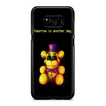 Five Nights At Freddy Fnaf 4 Tomorrow Samsung Galaxy S8 Plus Case