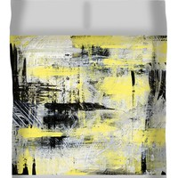 Urban Abstract Full Duvet Cover