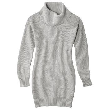 Merona® Women's Cowl Neck Tunic Sweater - Assorted Colors
