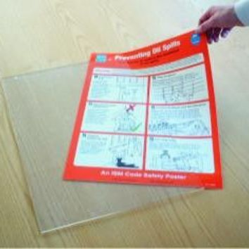 """Perspex Holder for """"W"""" size posters"""