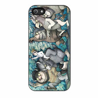 Where The Wild Things Are iPhone 5 Case