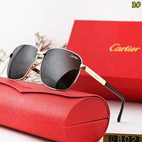 Cartier Fashion New Polarized Drive Leisure Glasses Eyeglasses Men 3#