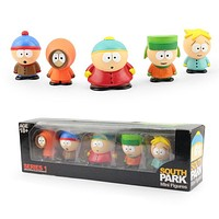 South Park Stan Kyle Eric Kenny Figures