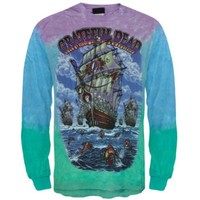 Grateful Dead - Ship of Fools Long Sleeve T-Shirt Large Multi