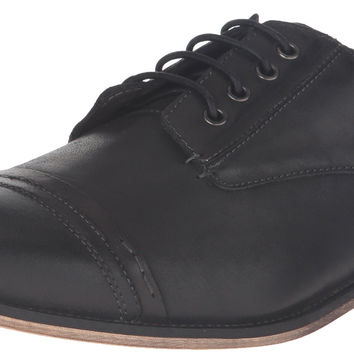 Steve Madden Men's Jamyson Oxford Dark Grey 10.5 D(M) US '