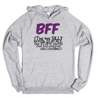 BFF - The One Silly Enough to Do ALL the Stupid Things for a