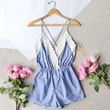 Arrow & Thorn Romper