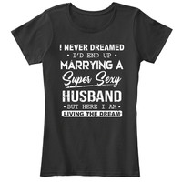 Dreamed Marrying A Super Sexy Husband