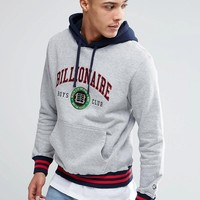 Billionaire Boys Club Hoodie With Ivy Leagure Logo
