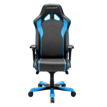 DXRacer SJ08NB Big and Tall Ergonomic Executive Chair Gaming Office Chair -Blue