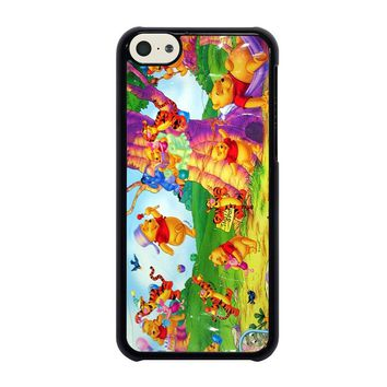 WINNIE THE POOH Cartoon iPhone 5C Case Cover
